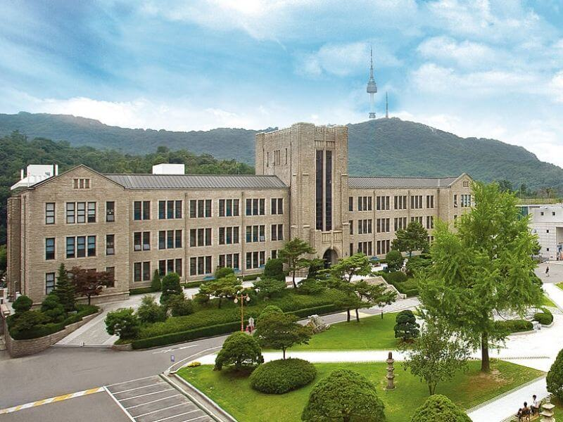 dongguk university in seoul