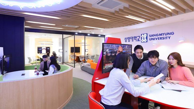 chương trình đại học sangmyung
