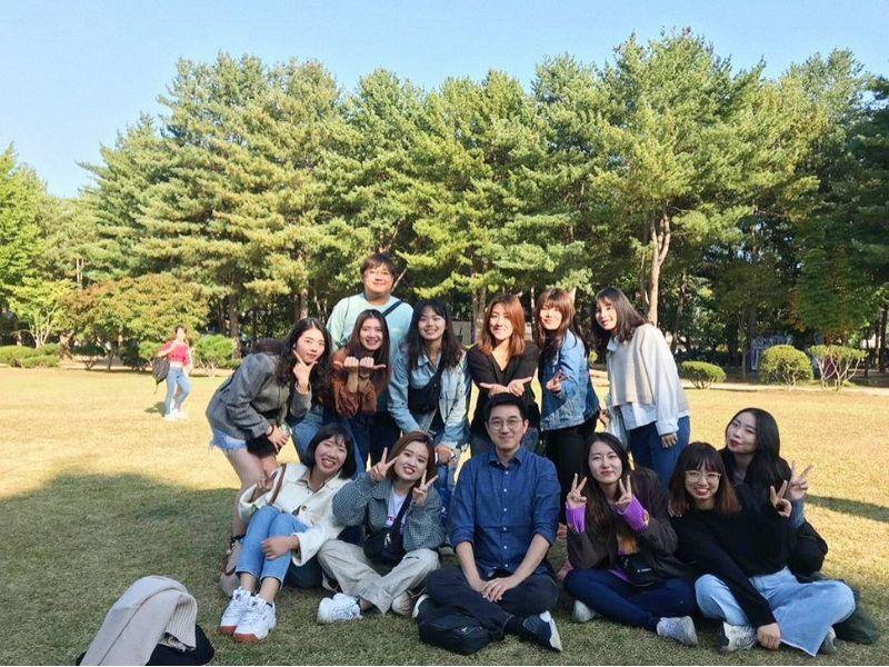 University Of Seoul sirip