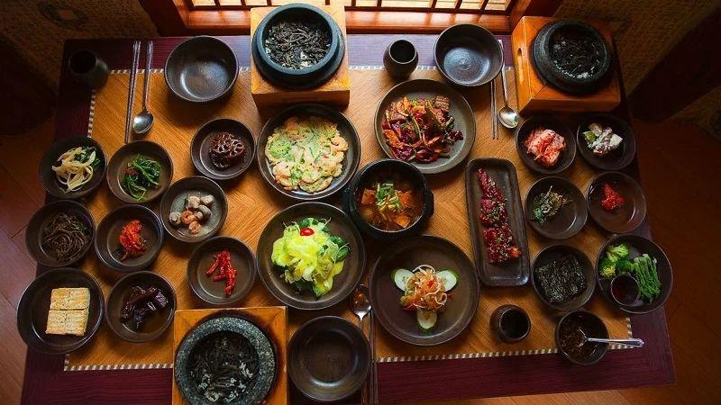 Văn hóa ẩm thực Hàn Quốc