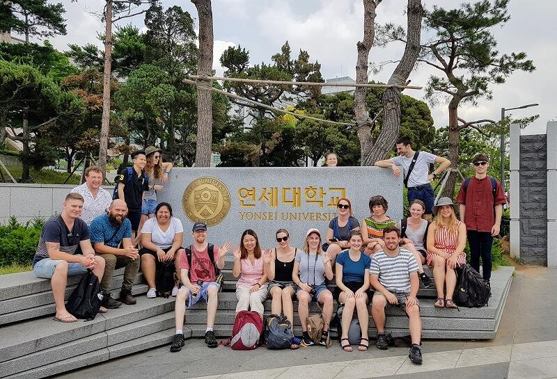 Những điều kiện đi du học Hàn Quốc khác