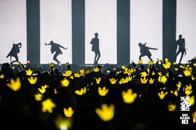 Biển lightstick BIGBANG