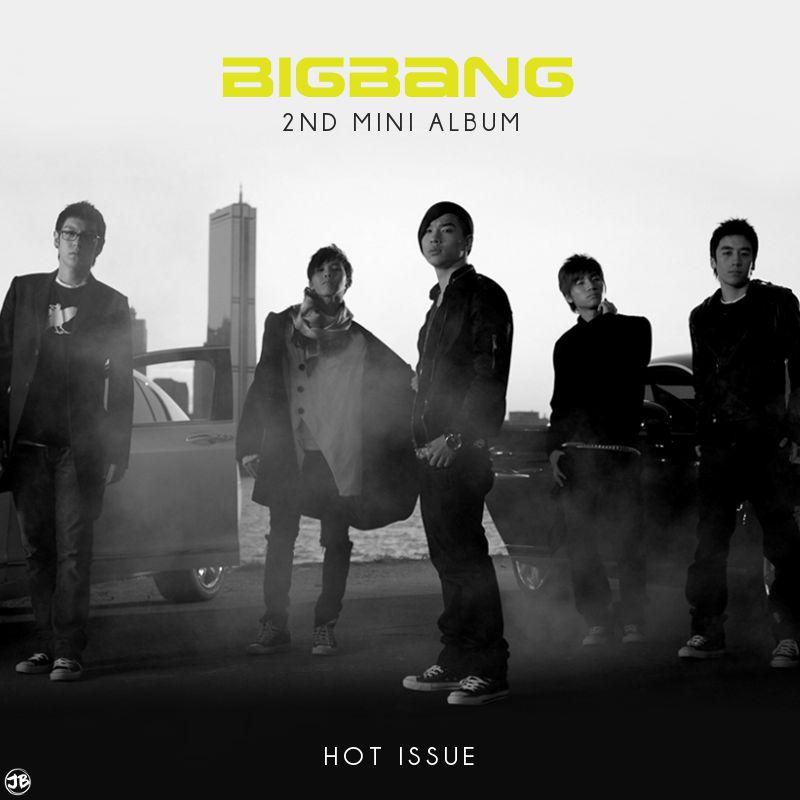 """Ảnh quảng bá mini album thứ hai """"Hot Issue"""""""